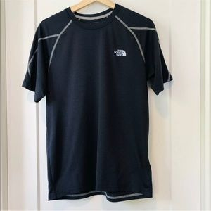 The north face fast dry performance shirt tee